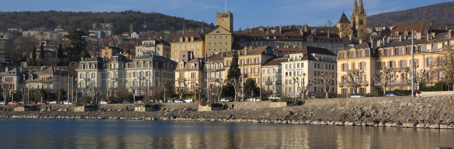 Cantão de Neuchâtel, Suíça