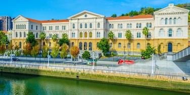 Deusto, Bilbao, Basque Country, Spain