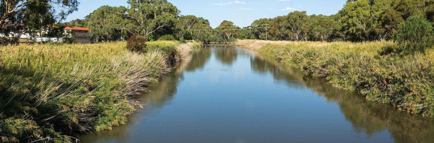 Narrandera, New South Wales, Australien