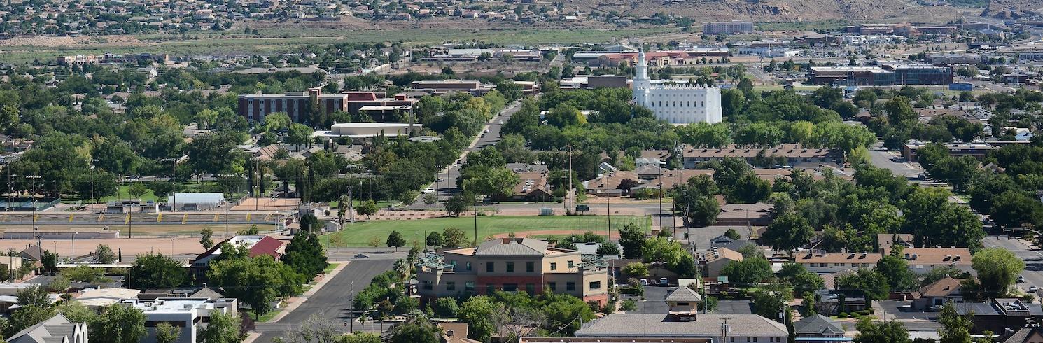 St. George (and vicinity), Utah, United States of America