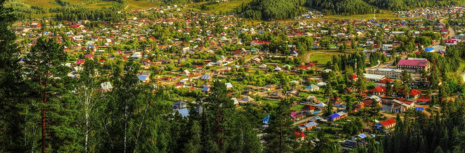 Turochak, Russland