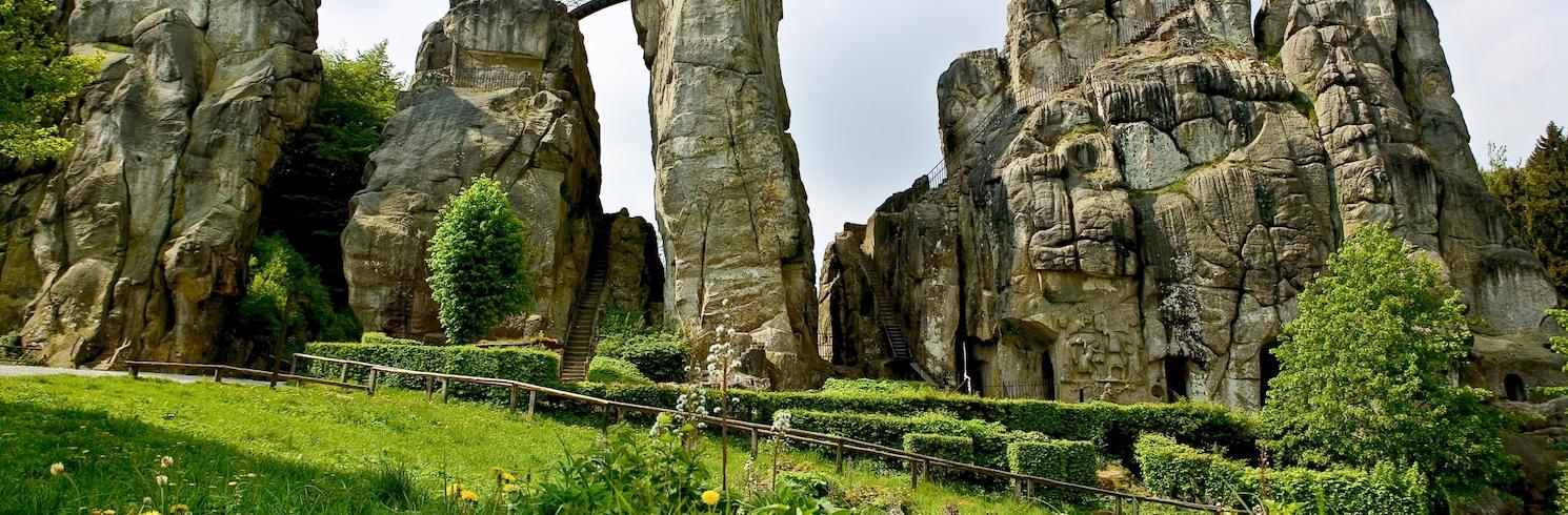 Weserbergland, Deutschland