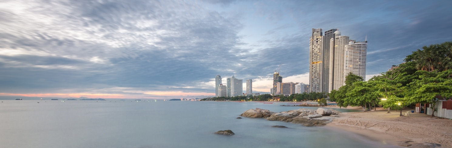 Pattaya (and vicinity), Thailand