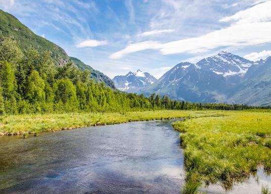 Denali National Park, Alaszka, Egyesült Államok