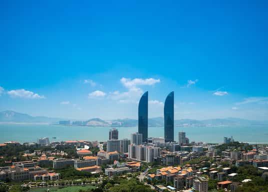 Xiamen, Čína