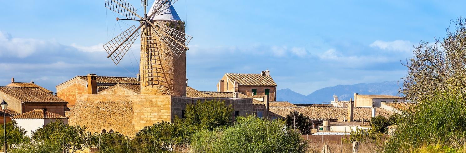 Algaida, Španjolska