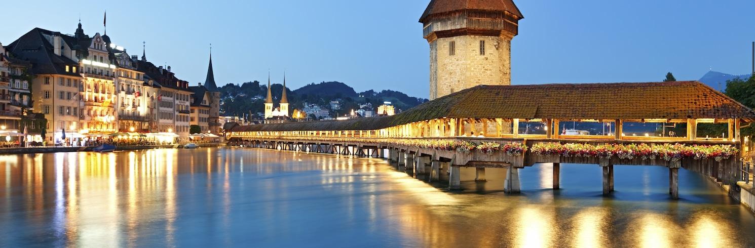 琉森州, 瑞士