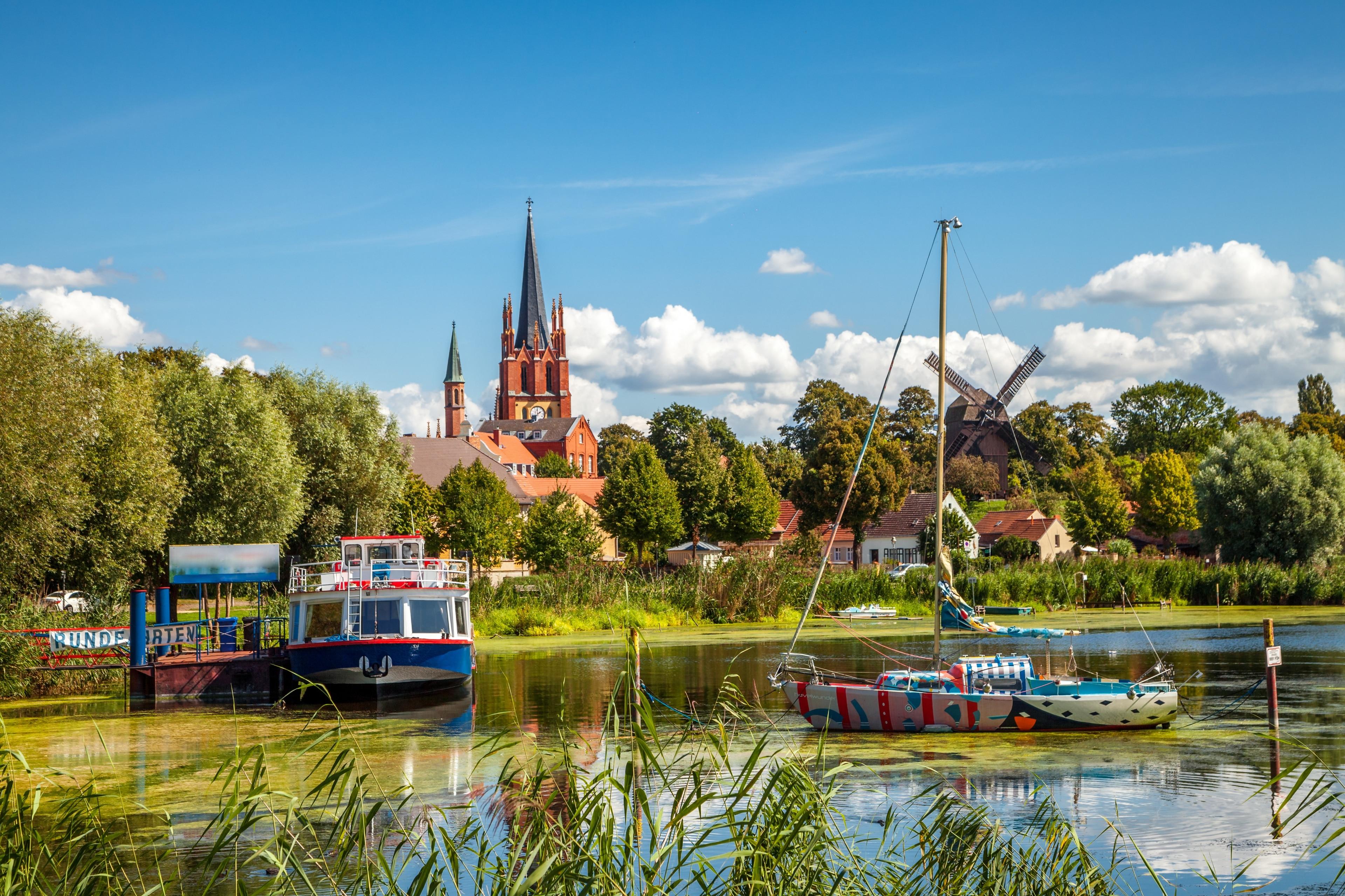 Werder (Havel), Brandenburg Region, Deutschland