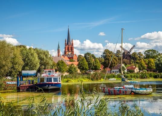 韦尔德 (哈弗尔河), 德国