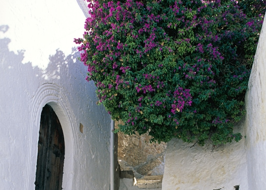 Lindos, Grčka