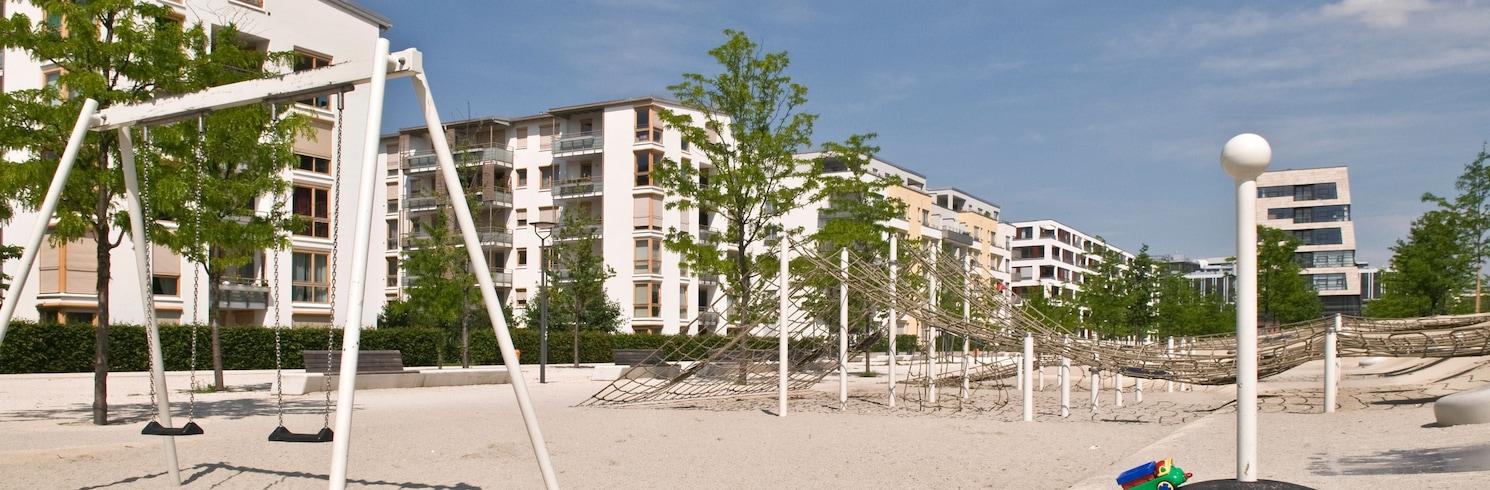 Arnulfpark, Německo