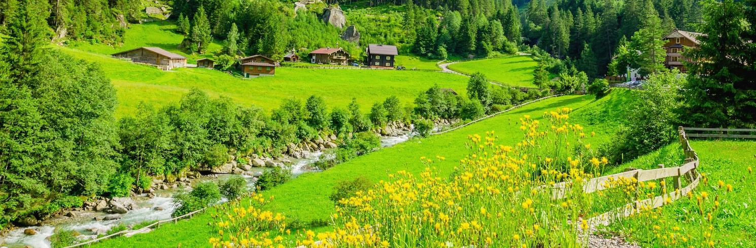 Mayrhofen, Østerrike