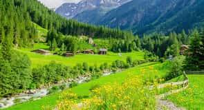 齊勒塔爾阿爾卑斯山脈自然公園
