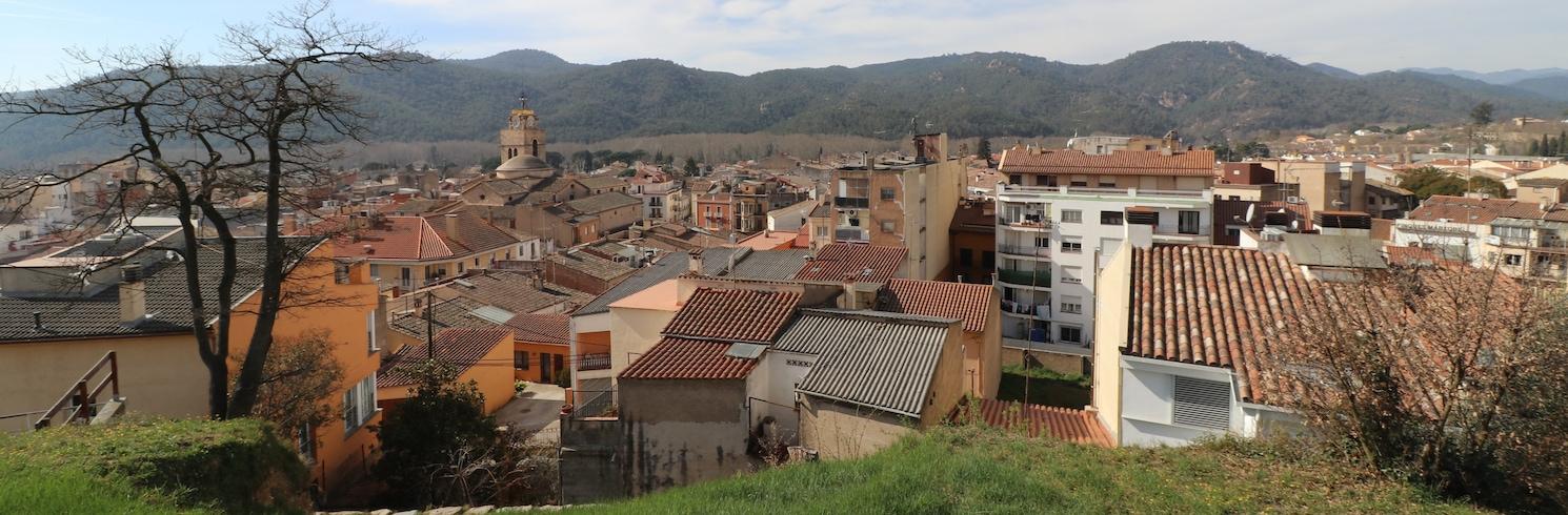 Santa Coloma de Farners, Ispanija