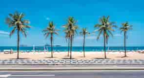 Ipanemas pludmale