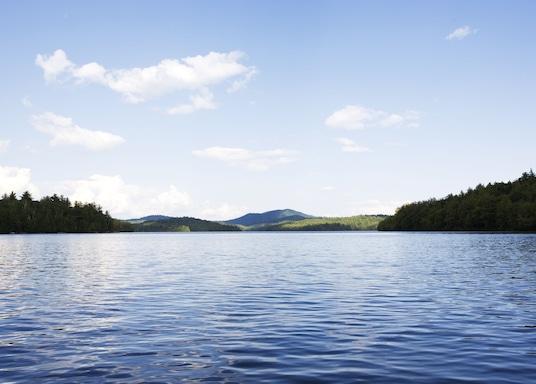 Saranac Lake, New York, USA