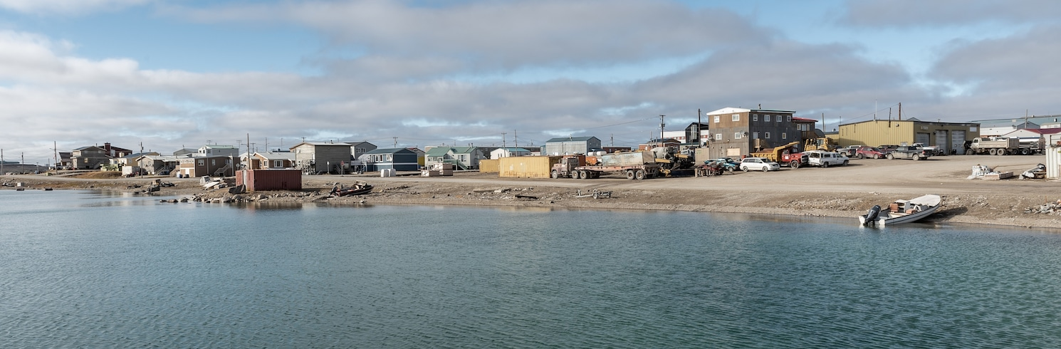 Cambridge Bay, Nunavut, Canada