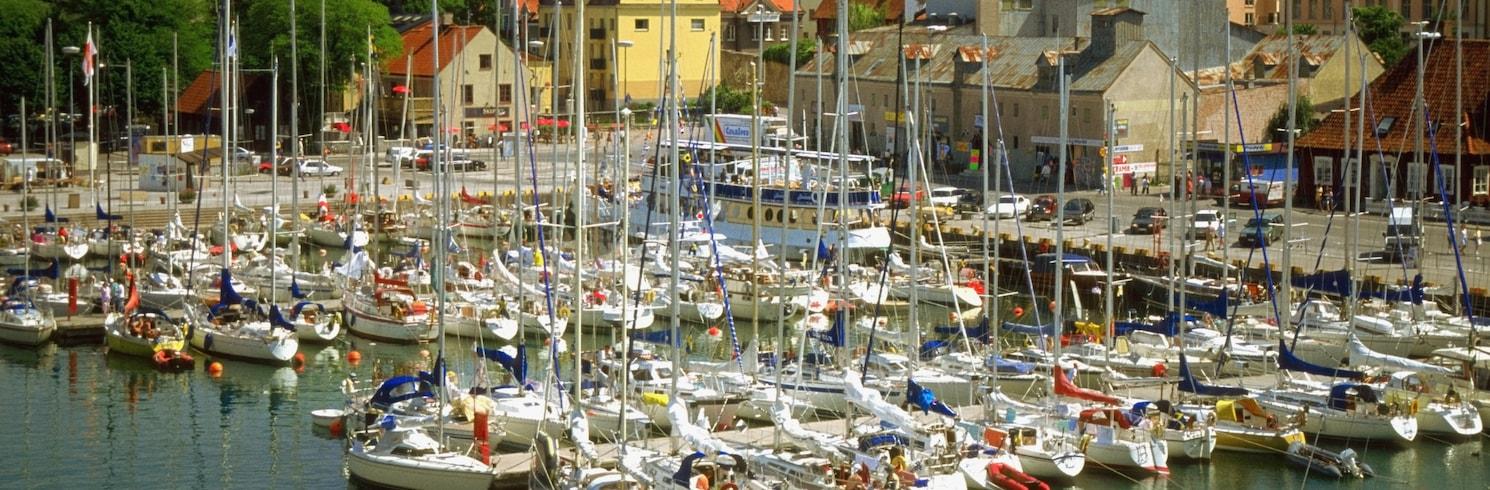 Visby, Swedia