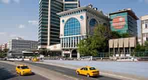 Ankara bysentrum