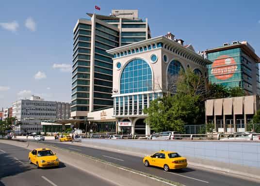 Çankaya, Turecko
