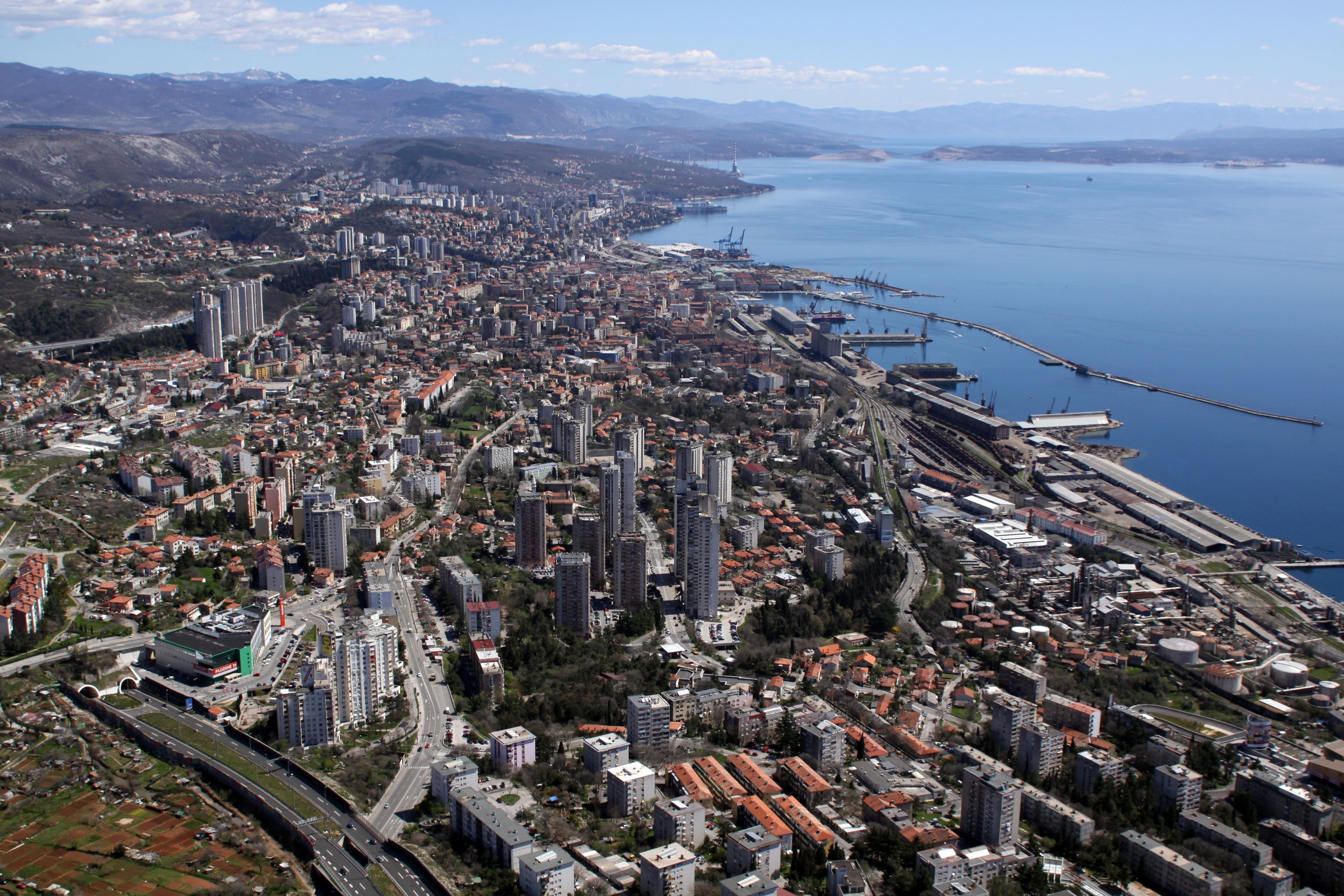 Rijeka, Primorje-Gorski Kotar, Croatia