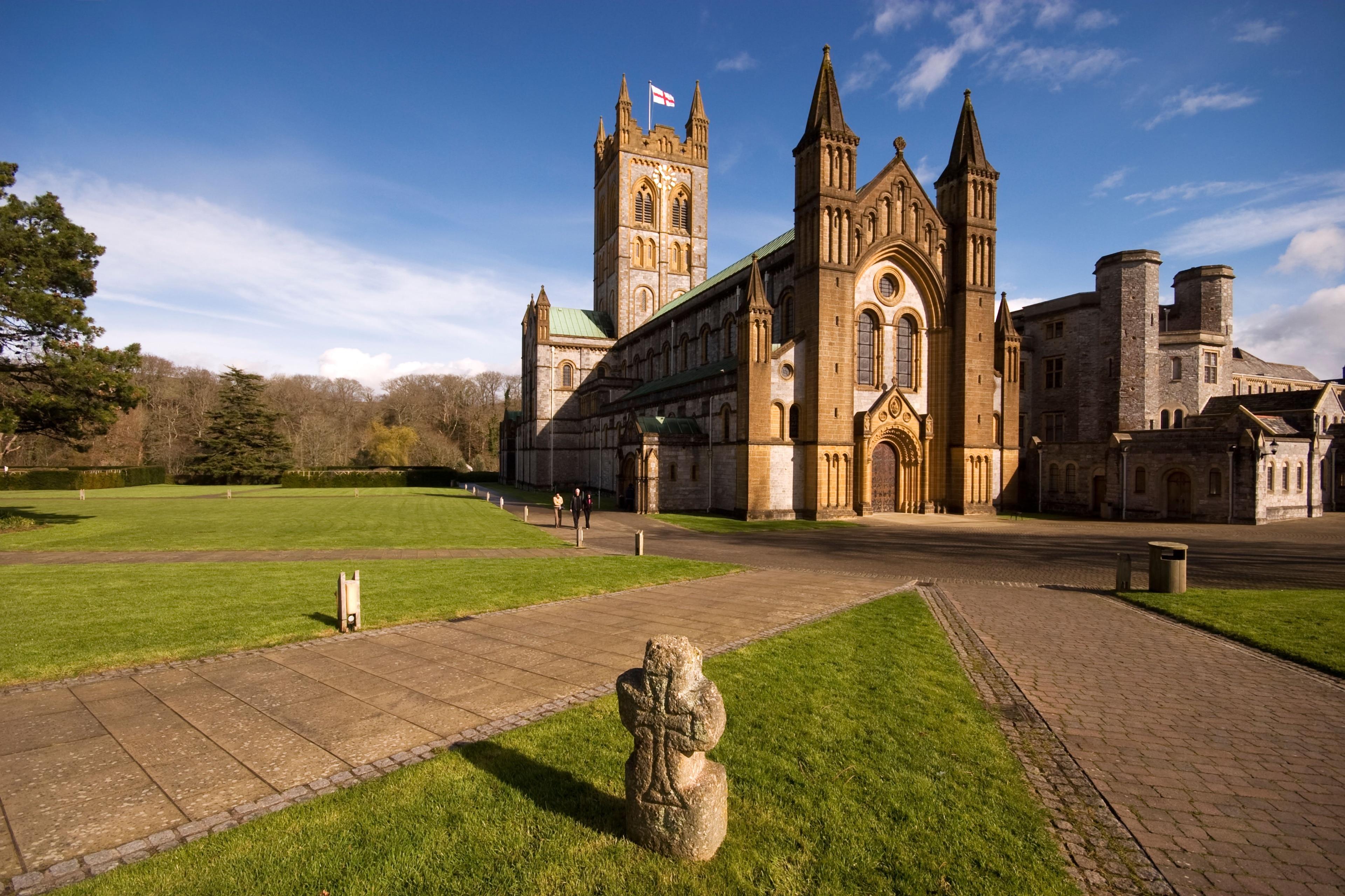 Buckfast Abbey, Buckfastleigh, England, United Kingdom