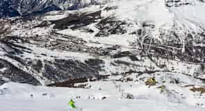 Área de esqui de Sestriere