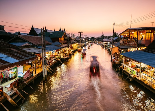 Amphawa, Ταϊλάνδη