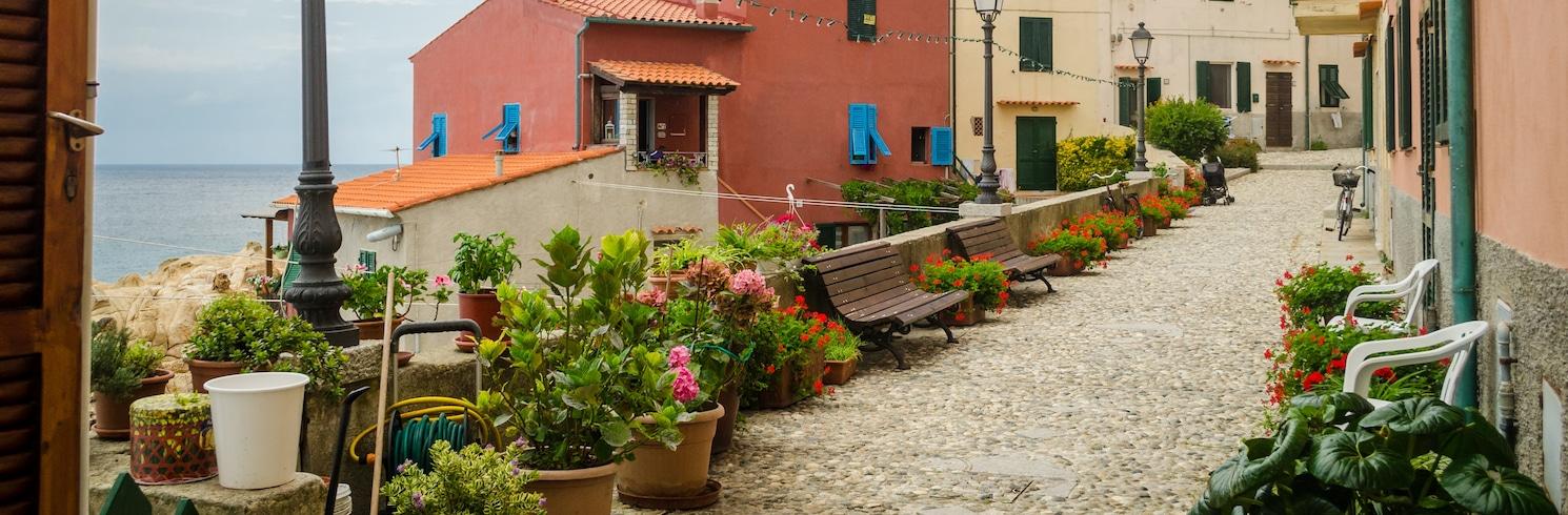 Marciana Marina, Italien