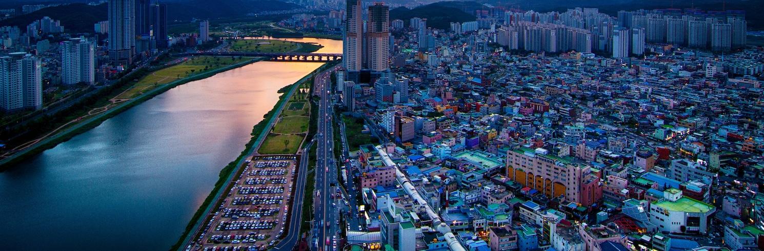 Ulsan, Corée du Sud