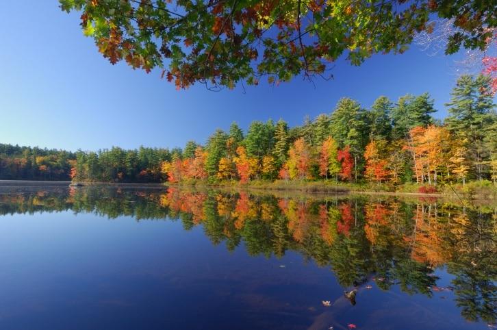 Chocorua, New Hampshire, Verenigde Staten