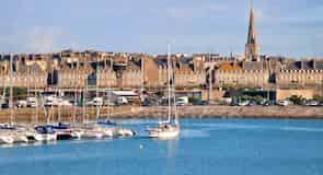 Port of Saint-Malo