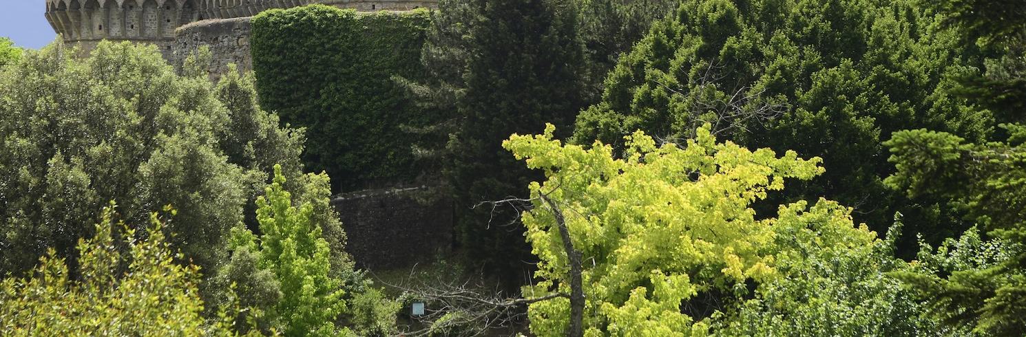 עמק קצינה, איטליה