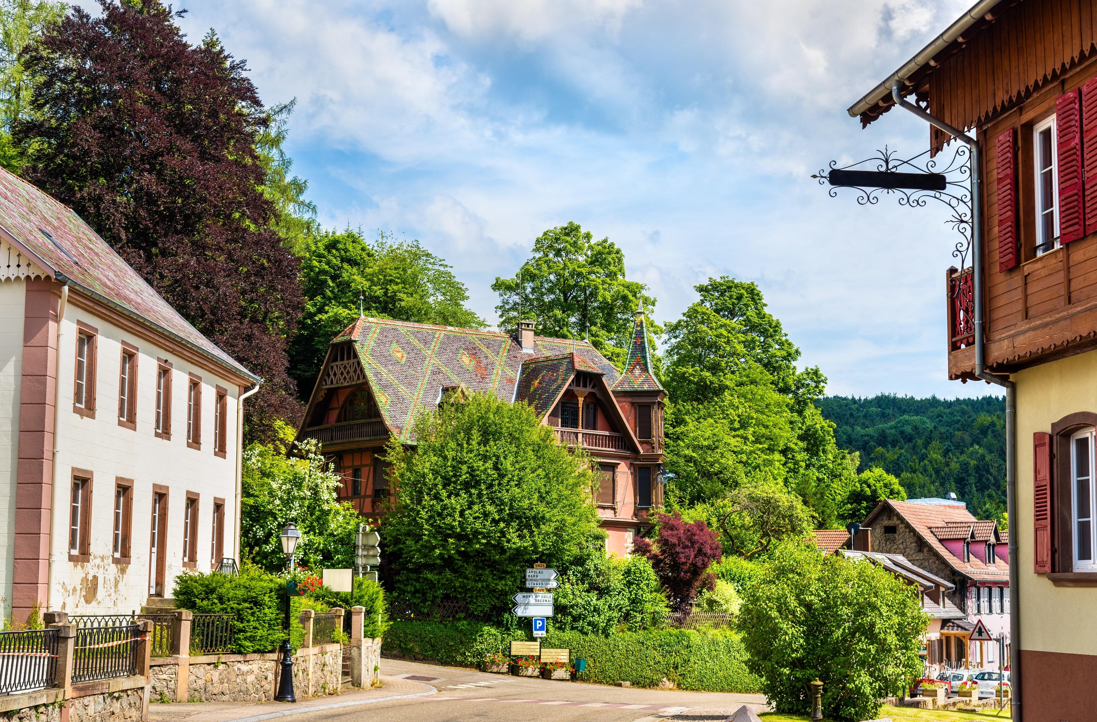 Le Hohwald, Bas-Rhin (departement), Frankrijk
