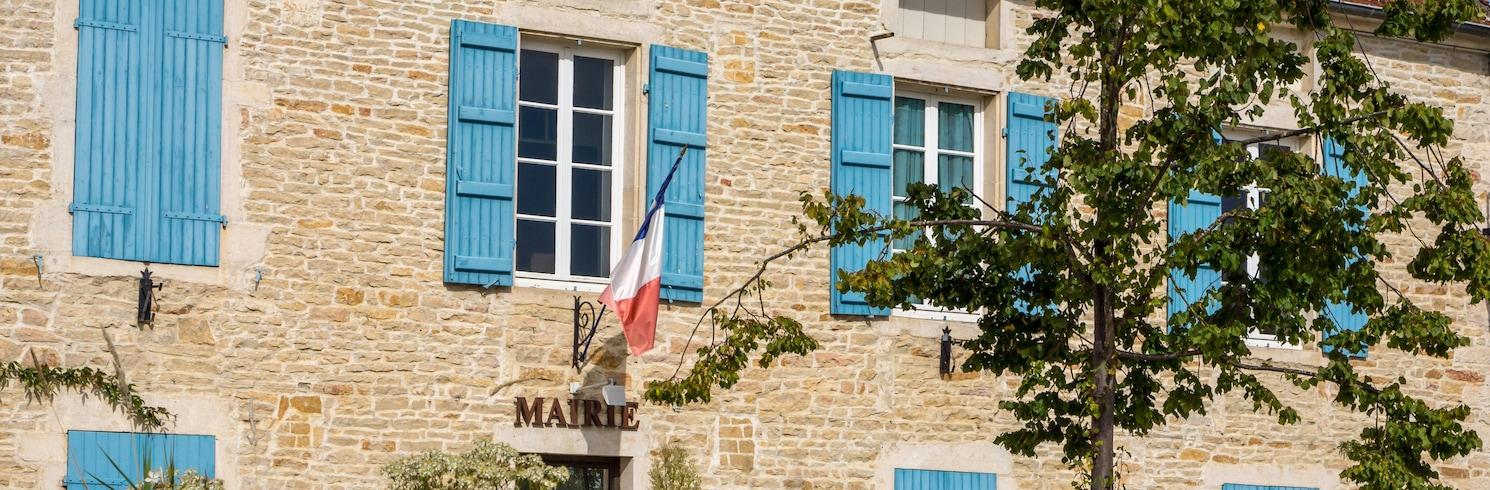 Puligny-Montrachet, Frankreich