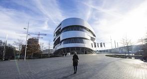 Muzium Mercedes Benz