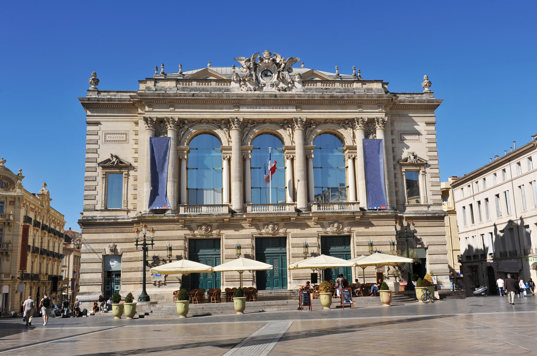 Place de la Bastille, París, Francia