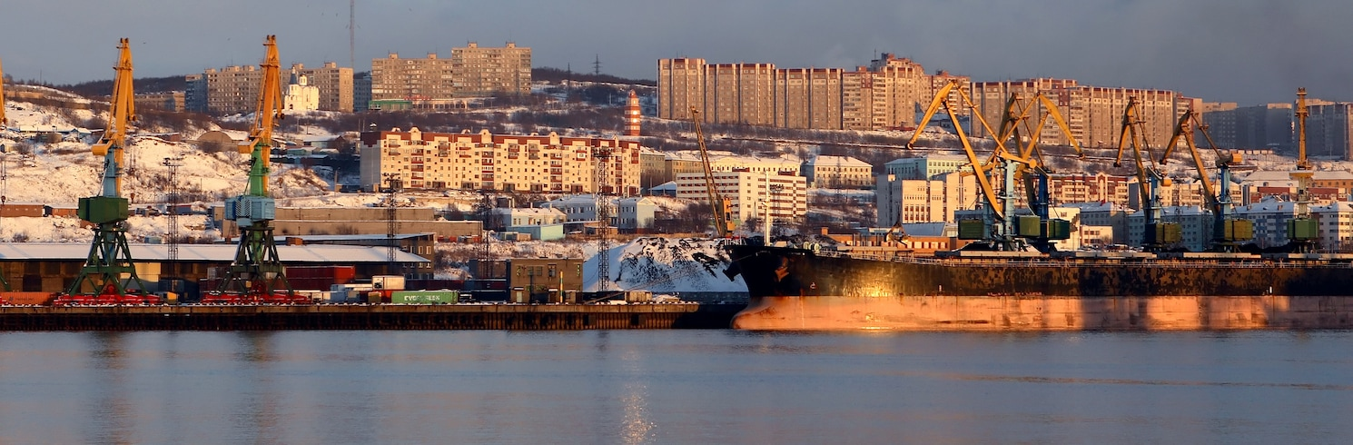 Murmansk (and vicinity), Russia