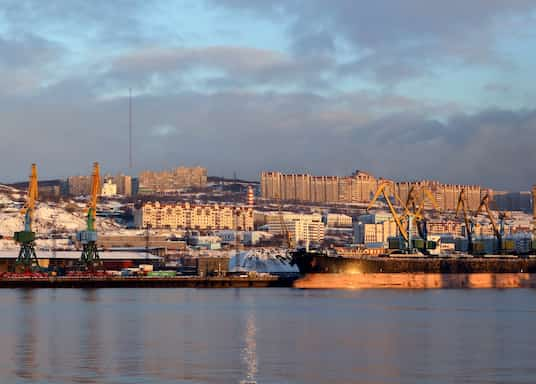 Murmansk, Rusia