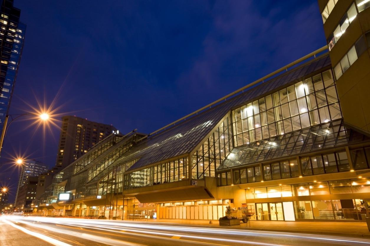 Metro Toronto Convention Centre, Toronto, Ontario, Canada