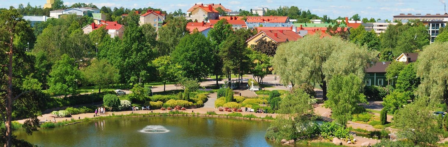 Kotka, Finnország
