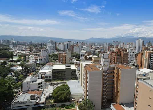 بوكارامنغا, كولومبيا