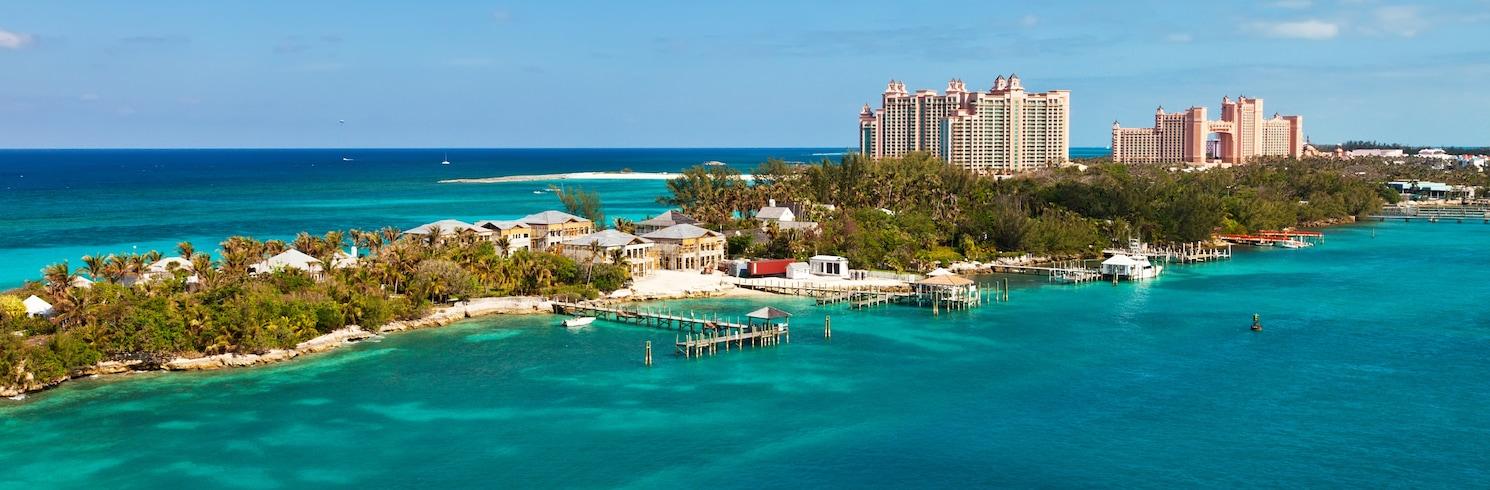 Paradise-sziget, Bahamák