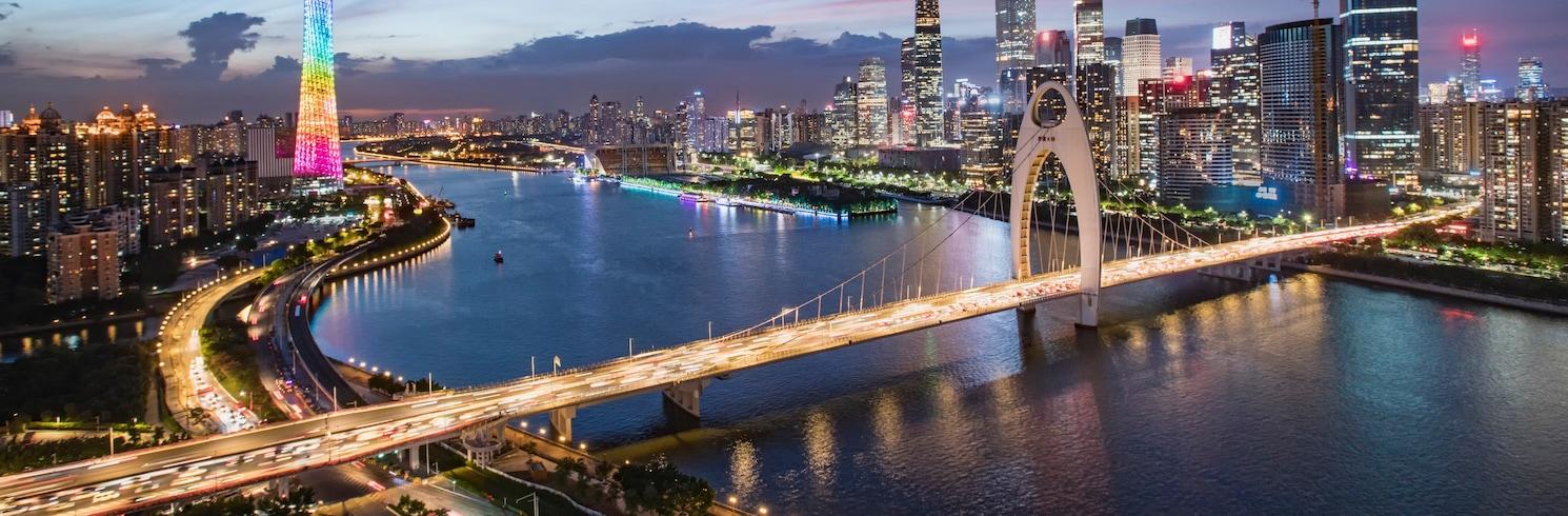 Guangzhou (Kanton), China