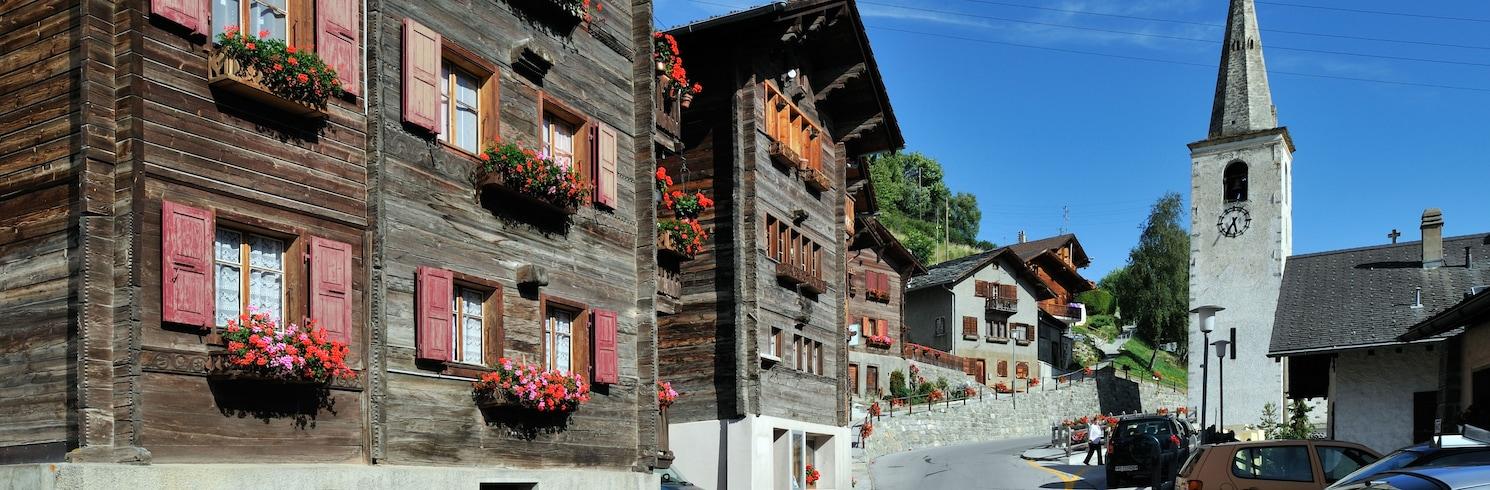 Hérens District, Switzerland