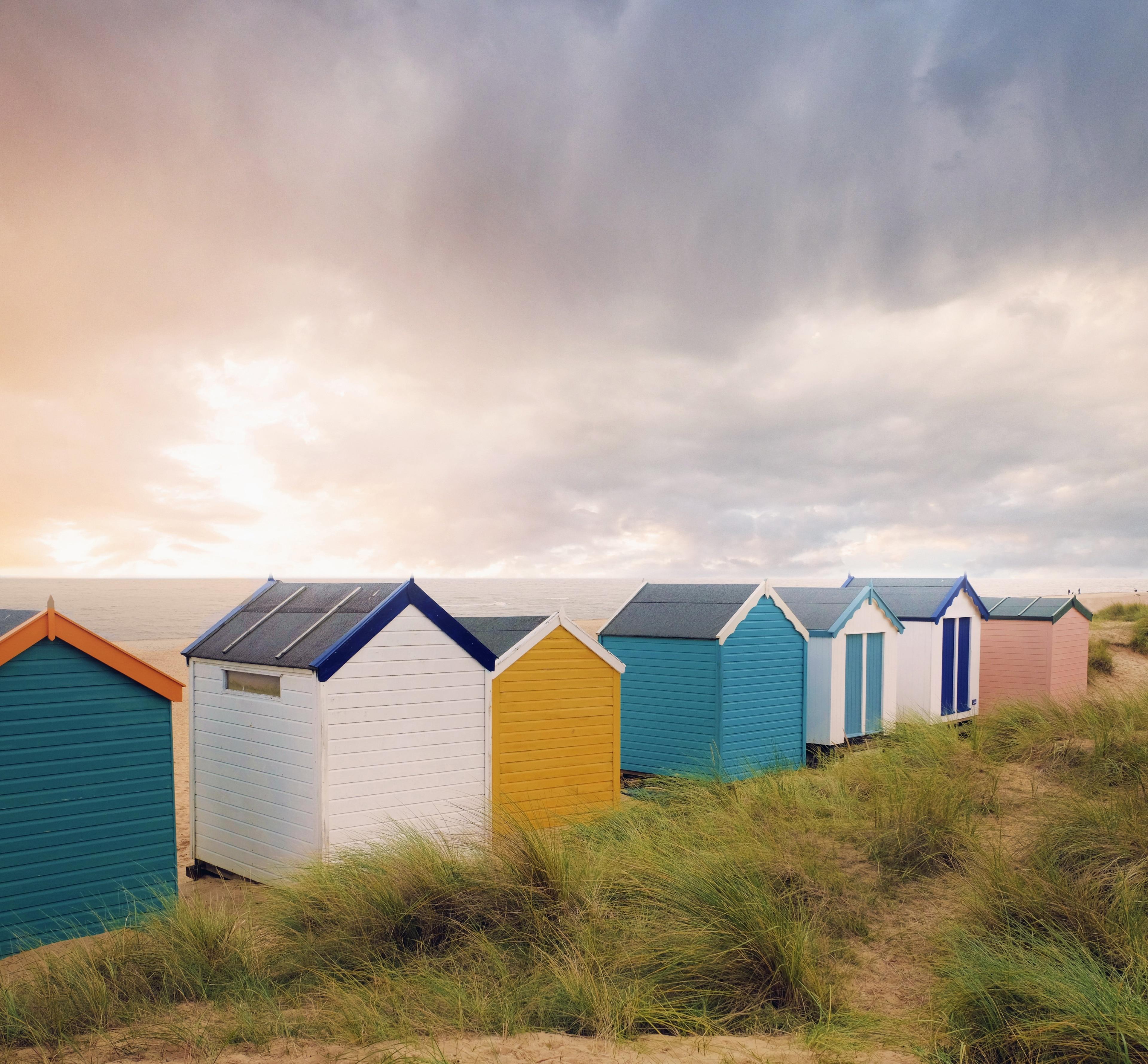 Southwold Beach, Reydon, England, United Kingdom