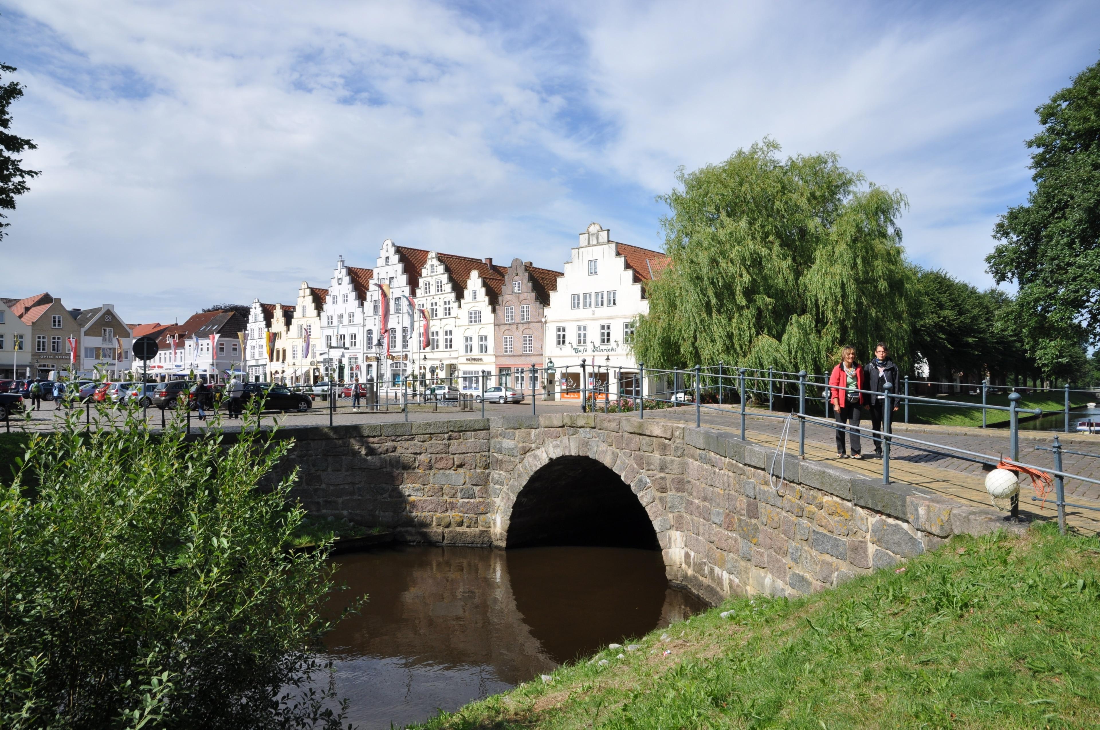 Friedrichstadt, Schleswig-Holstein, Duitsland