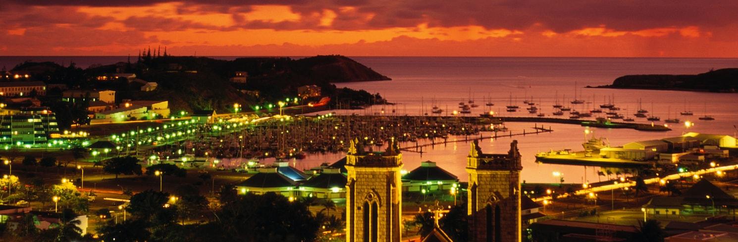 Numėja, Naujoji Kaledonija