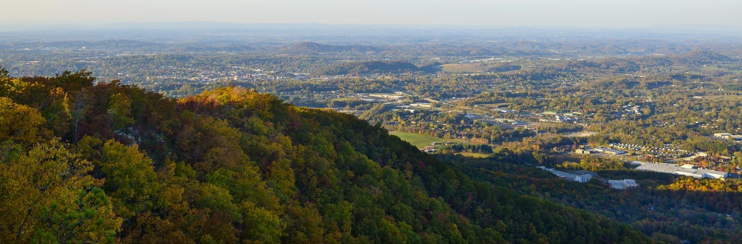 Johnson City, Tennessee, Spojené štáty