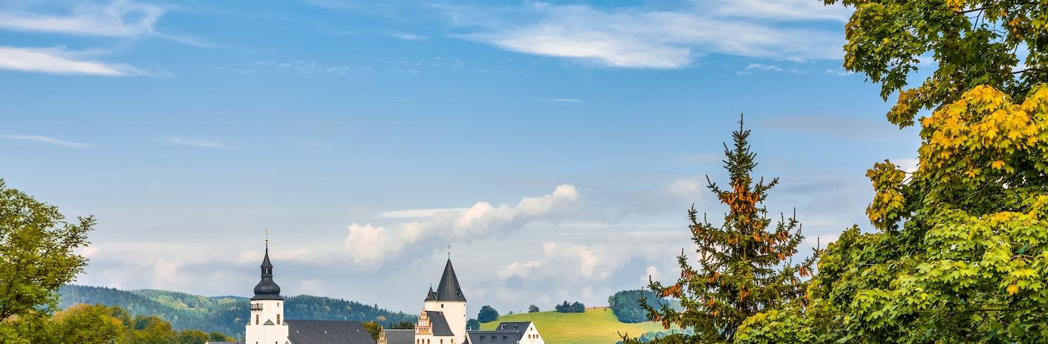 Schwarzenberg, Áo